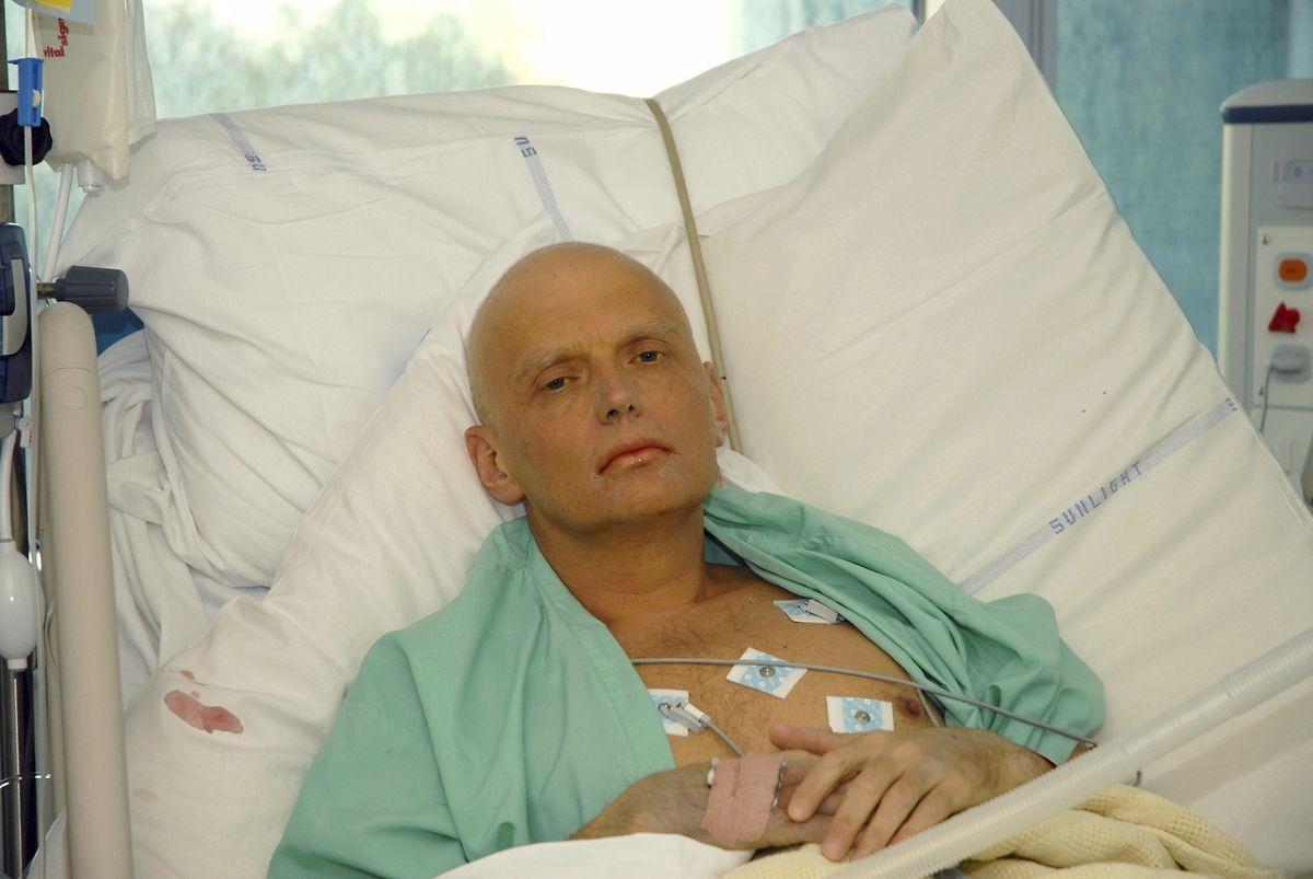 2006 wurde der Kreml-Kritiker Alexander Litwinenko  in London mit Polonium vergiftet.