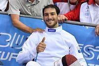 Fechten Flavio Giannotte / Foto: Team Bizzi