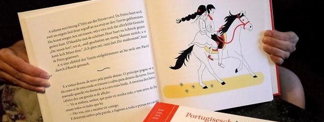 Os contos tradicionais portugueses foram editados pela Lilu Verlag, de Liliana Miranda