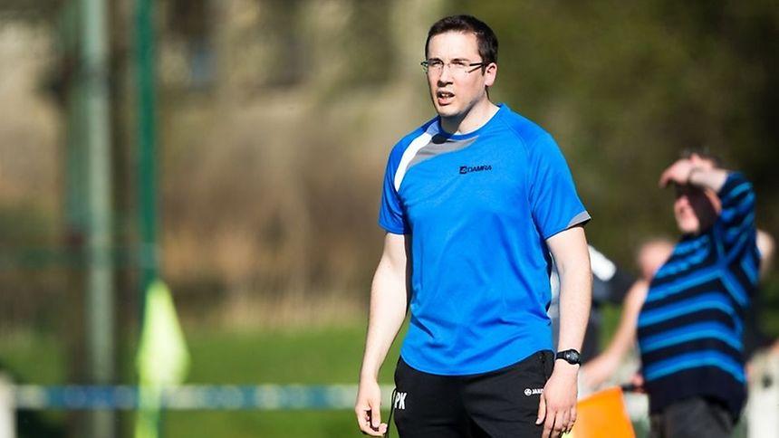 Patrick Koecher, le coach de Rambrouch, aura le choix pour composer son secteur défensif.