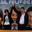 Haddad é o candidato do PT às presidenciais do Brasil