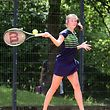FLT Tennis Interclub SEAT League Frauen zwischen dem TC Bonneweg und dem TC Steinfort am 15.06.2019 Lea MOUTON (TC Bonneweg)