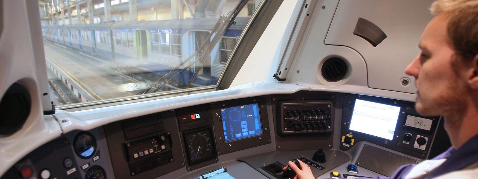 Au 31 décembre, la SNCF promet 12 rames avec ERTMS et 25 d'ici le printemps 2020.