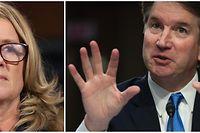 Christine Blasey Ford und Brett Kavanaugh wurden vor dem Senat gehört.