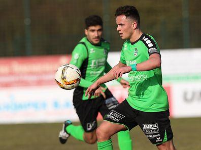 Patrik Teixeira ist schnell zu einem Leistungsträger in Mondorf avanciert.