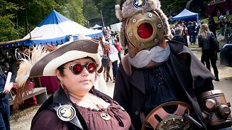 Anno 1900 Steampunk Convention im Fonds-de-Gras