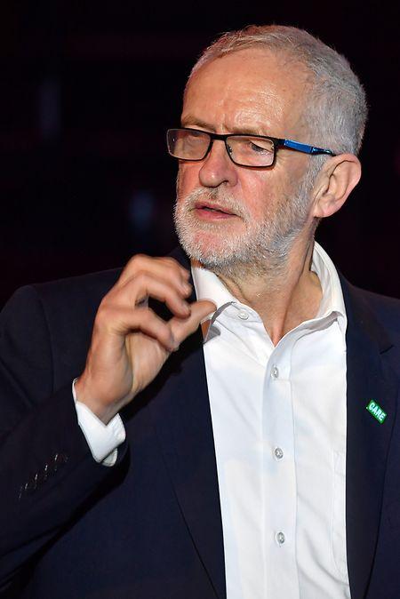 Oppositionsleader Jeremy Corbyn hatte sich klar gegen den geplanten Deal ausgesprochen.