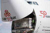 Wirtschaft, Die Lage in der Luftfrachbranche. Boom nur ein Strohfeuer, LuxairCargo, Luxair, Cargo, Cargolux, Frachtflugzeug, Coronavirus, COVID 19, foto: Chris Karaba/Luxemburger Wort