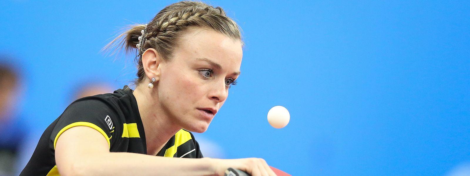 Sarah de Nutte und ihre Teamkolleginnen dürfen nach Rumänien.