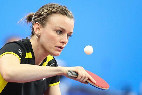 Tischtennis-Frauen fahren zur EM