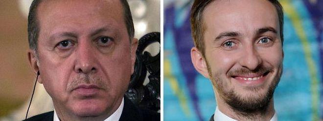 Wegen seines Schmähgedichts gegen Präsident Erdogan muss sich Jan Böhmermann vor der Staatsanwaltschaft äußern. Jetzt hat der Präsident auch den Verlagschef Mathias Döpfner angeklagt.
