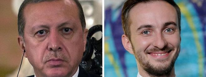 Wegen seines Schmähgedichts gegen Präsident Erdogan muss sich der Satiriker Jan Böhmermann vor der Staatsanwaltschaft äußern.