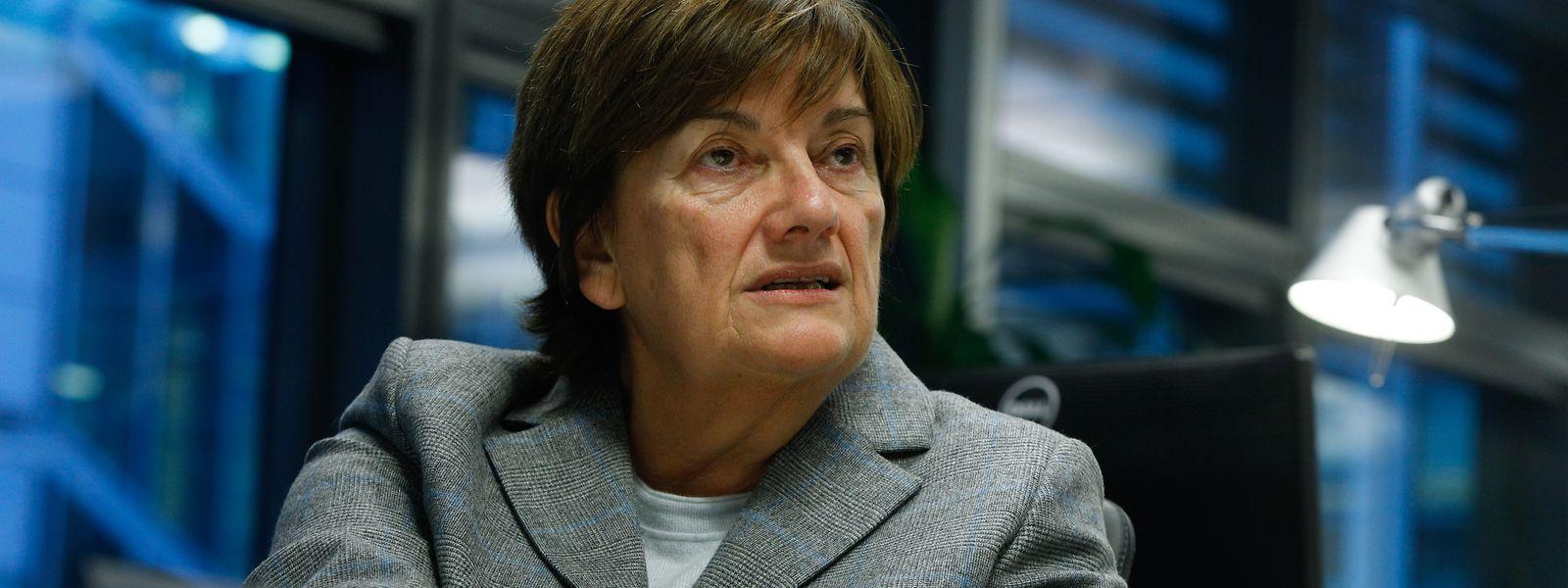 Pour Michèle Detaille, il faut tirer les conséquences du dossier Fage et aller de l'avant.