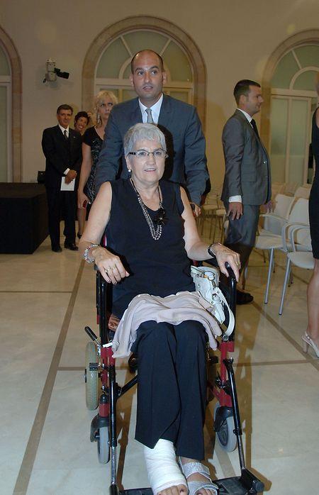 Dolors Sala Carrio, mãe de Pep Guardiola.