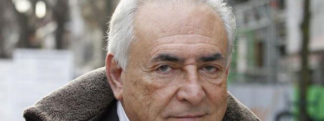 Strauss-Kahn war wegen mehrerer Sex-Skandale im Gespräch.