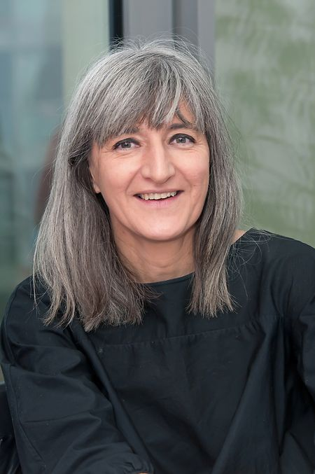 Nancy Braun, Generalkoordinatorin der Kulturhauptstadt Esch 2022.
