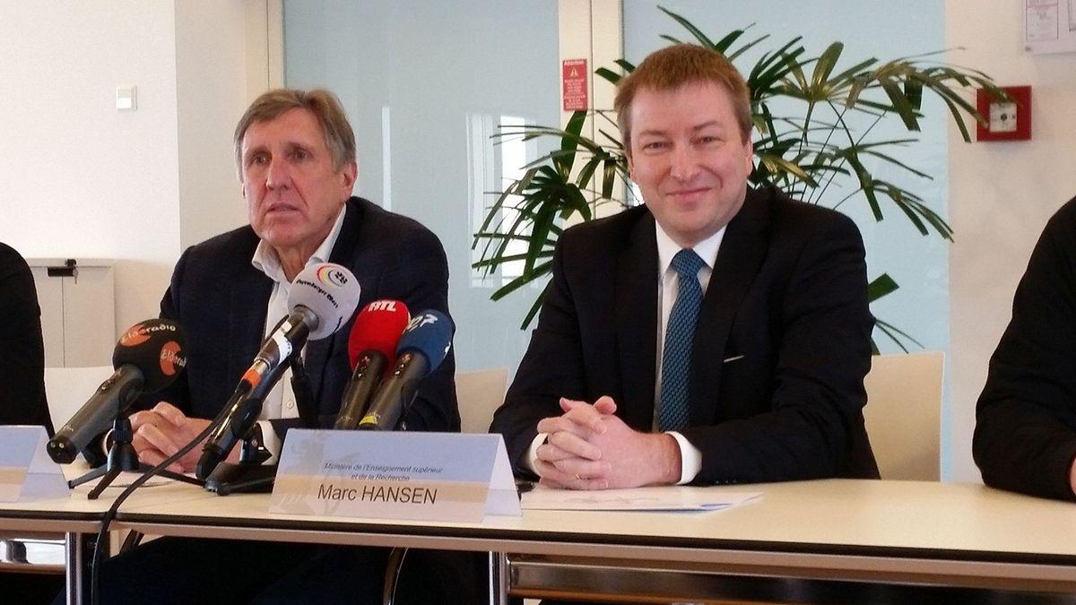 François Bausch: «Le manque à gagner pour l'Etat luxembourgeois sera de 160.000 euros cette année et 500.000 euros en 2018.»