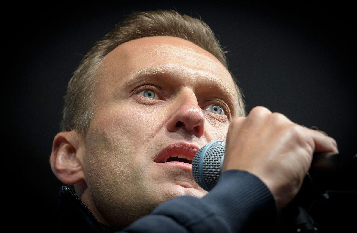 Alexey Nawalny liegt seit 20. August im Koma.