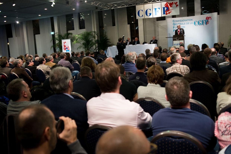 In Anwesenheit zahlreicher Ehrengäste fand am Montagabend die 49. Vorständekonferenz der CGFP statt.