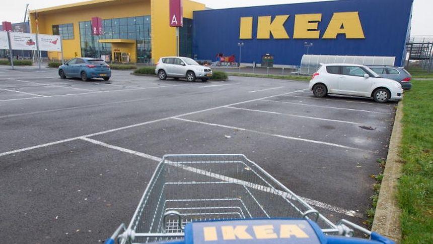 Der schwedische Möbelhändler verlagert sein Geschäft zunehmend ins Internet.