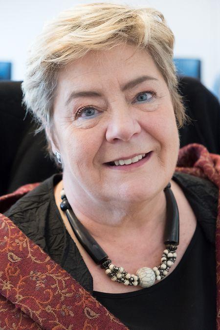 Christiane Brassel-Rausch Christiane ist erst seit 2017 im Gemeinderat.