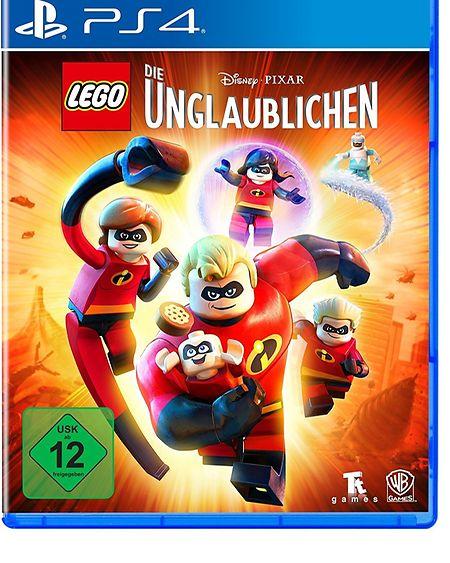 """""""Lego Die Unglaublichen"""" ist erhältlich für Xbox One, PS4, PC und Switch."""