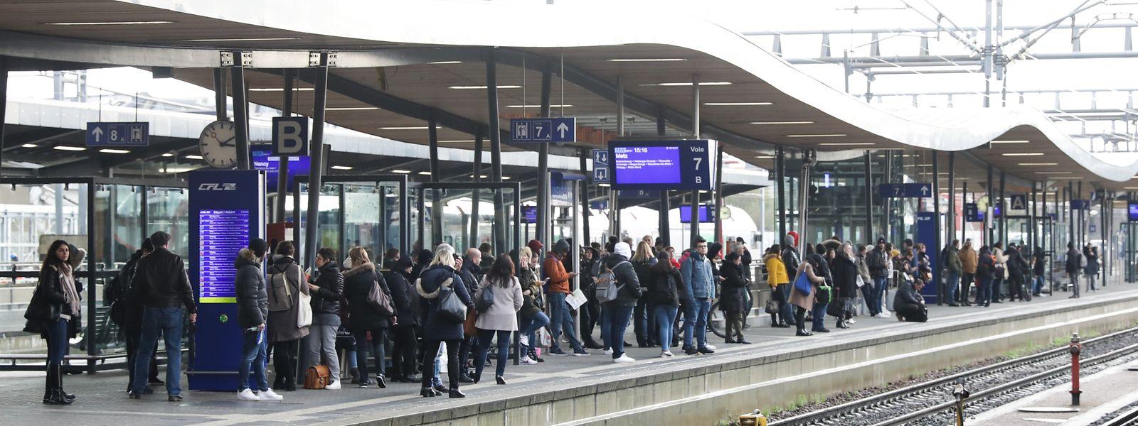 Avec 1,3 milliard d'euros dédiés au rail d'ici 2023, le rail reste le mode de transport privilégié par le gouvernement.