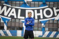 Sport - Maurice Deville bei Waldhof Mannheim - Foto: Pierre Matgé/Luxemburger Wort