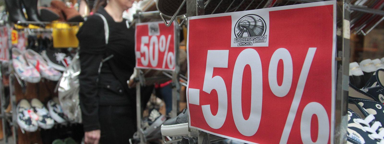 Zwischen 8 und 19 Uhr kommen Schnäppchenjäger am Montag in Luxemburg-Stadt vollends auf ihre Kosten.