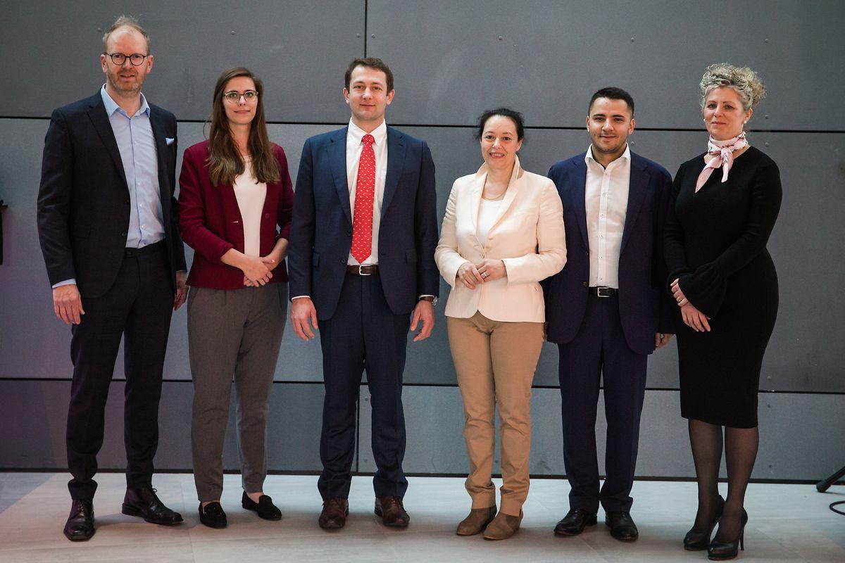 Candidatos do CSV.