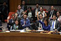Der UN-SIcherheitrat hat sich nach dem Syrien-Angriff zu einer Dringlichkeitssitzung getroffen.