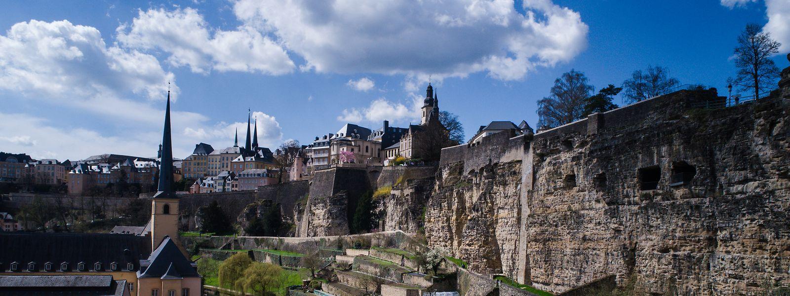 Entlang der geschützten Altstadt wurde ein neuer Unesco-Rundweg geschaffen