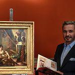 Galerista luso-descendente descobre quadro inédito de Delacroix