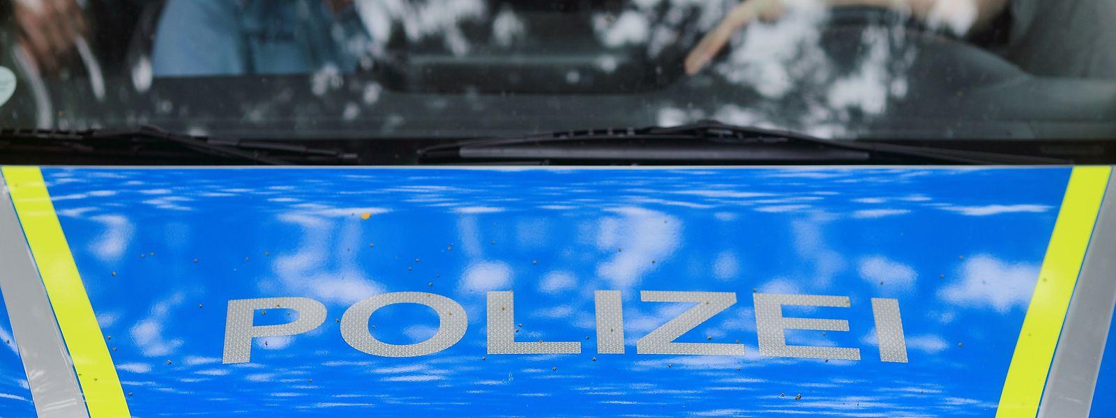 Die Frau wurde auf der Autobahn A6 bei Ramstein von der Polizei gestoppt.
