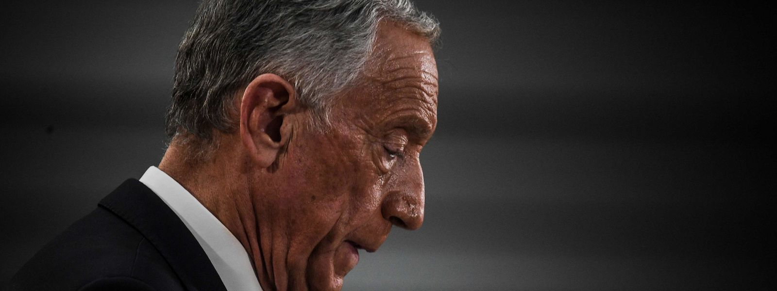 Dans son discours de victoire, Marcelo Rebelo de Sousa a promis de faire de la lutte contre la pandémie sa «première priorité».