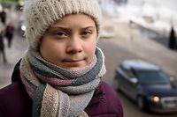 Greta Thunberg, jeune Suédoise de 16 ans, est une militante très active qui s'est rendue à Davos, pour sensibiliser à l'urgence climatique au Forum économique mondial.