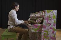 Lokales, Musik Projekt David Ianni Trauerwee, Kayl, Schungfabrik, Foto: Guy Wolff/Luxemburger Wort