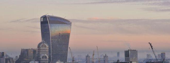 """Bisher hatte Liberty Specialty Markets ihren Europasitz in der Londoner City, im berühmten """"Walkie Talkie""""-Gebäude an der Fenchurch Street."""