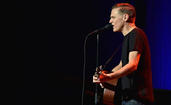Bryan Adams: Guitar defaced by customs officials