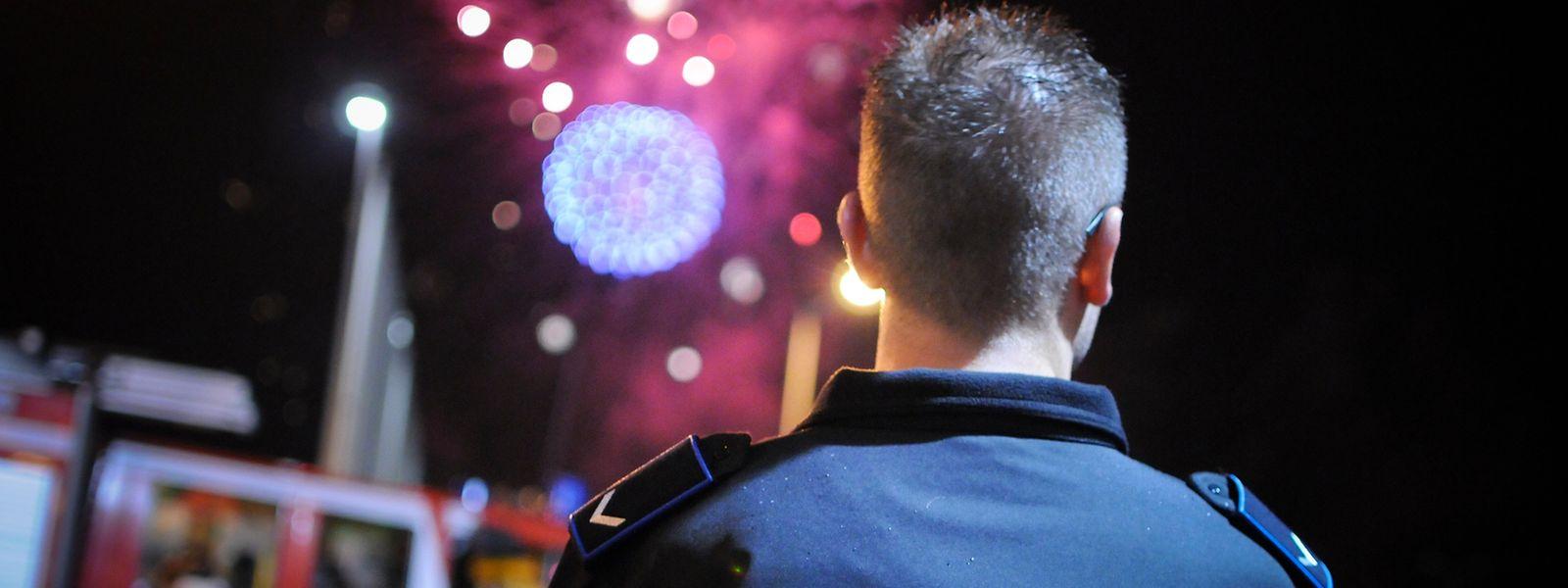Mehr als hundert Polizisten werden in der Hauptstadt im Einsatz sein. 150 weitere Sicherheitskräfte sind zudem Teil der Parade.