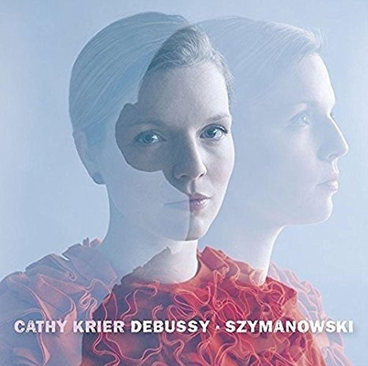 Cathy Krier «Masques»: Claude Debussy, Karol Szymanowski. Editeur: Holger Urbach.