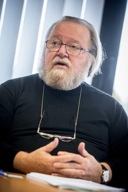René Pizzafferri von der Patientenvertretung fordert die Einführung des allgemeinen Tiers payant.