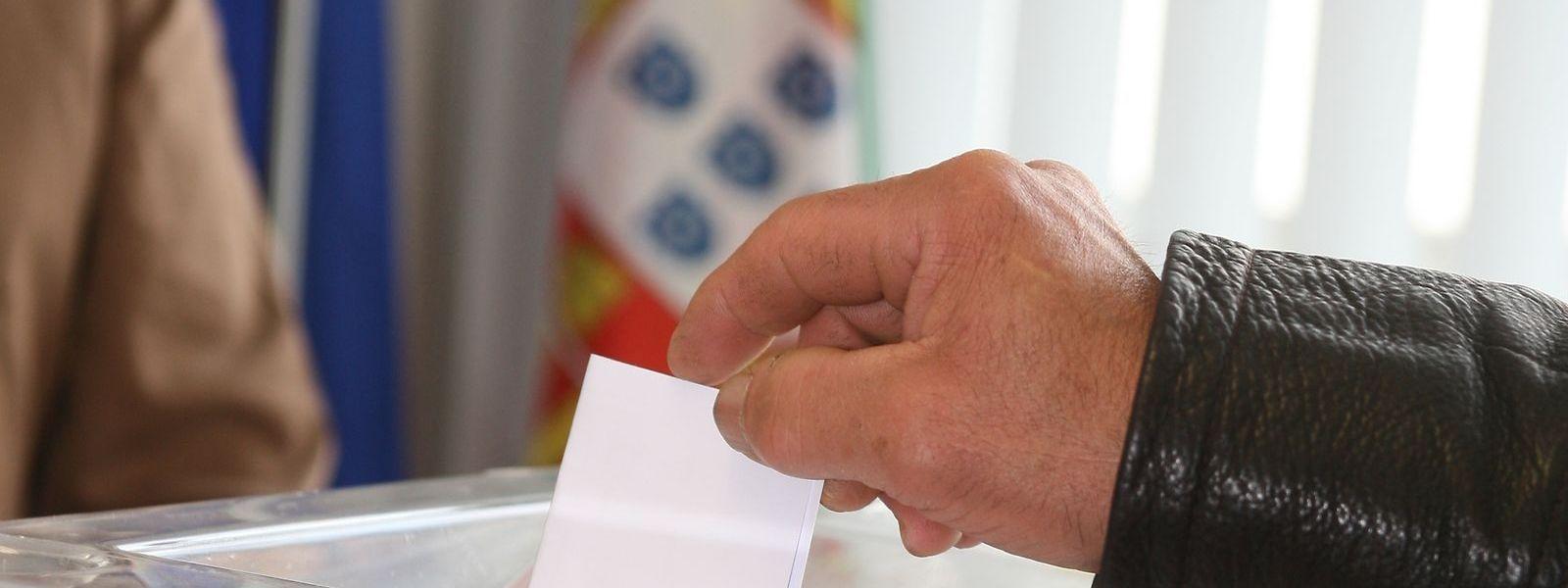 Só três portugueses optaram pelo voto presencial no consulado no Luxemburgo. A grande maioria vota por correspondência.