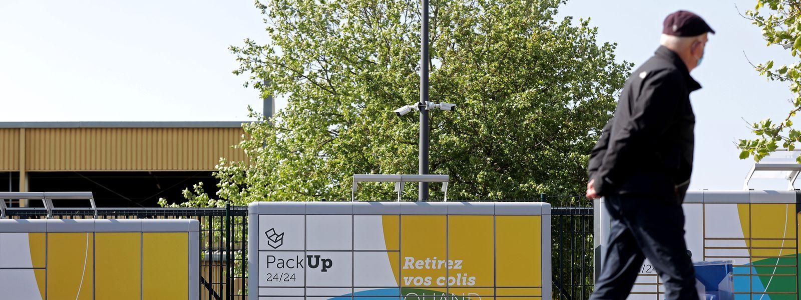 Ende 2019 hat die Post ihre 100. PackUp 24/24-Station eingeweiht.