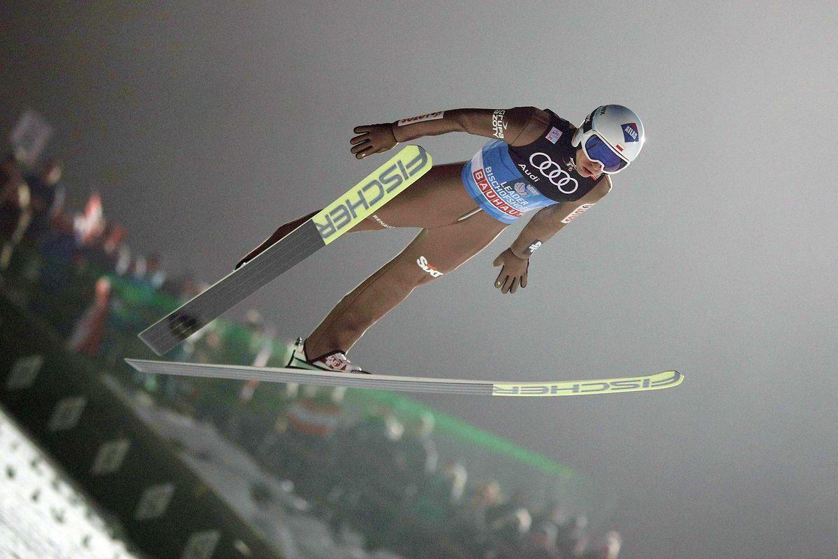 Kamil Stoch zeigte in jedem der vier Wettkämpfe die besten Sprünge.