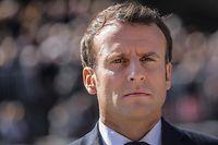Das Amt des französischen Staatspräsidenten hat seine Spuren bei Emmanuel Macron hinterlassen.