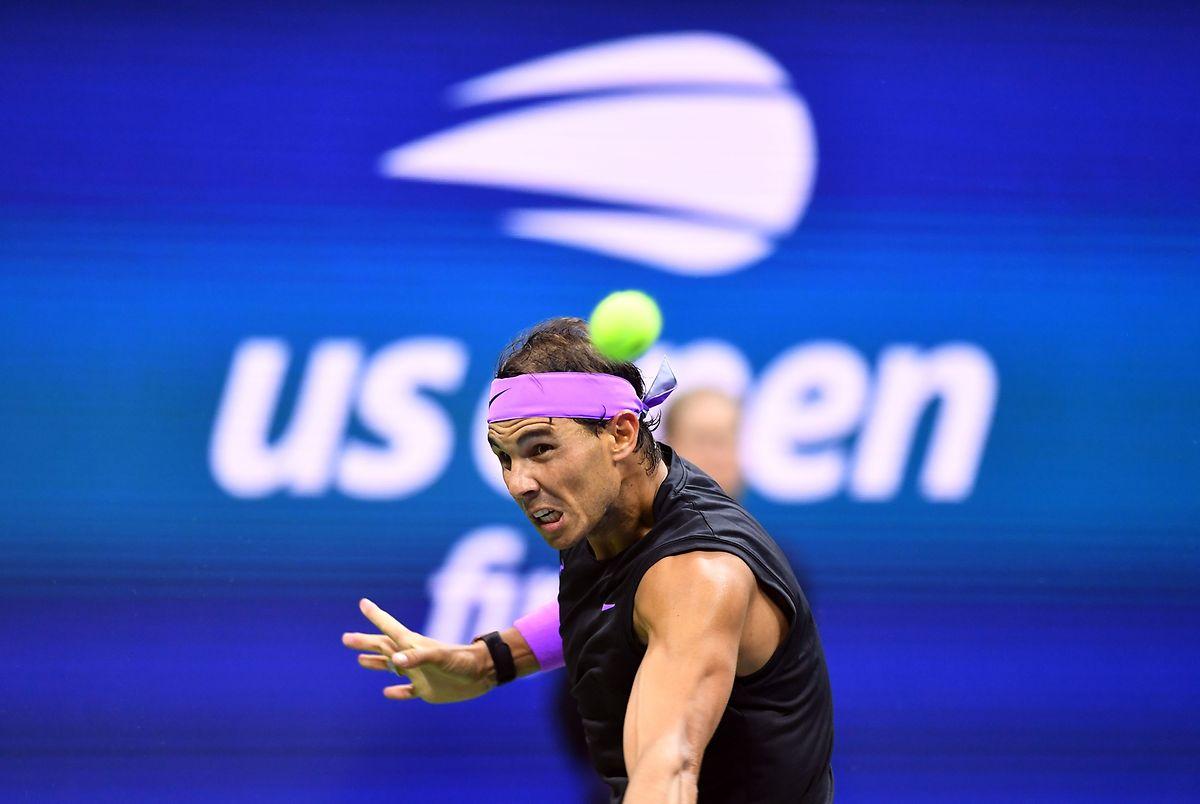 Rafael Nadal, «le plus grand combattant de l'histoire du tennis» selon Daniil Medvedev.