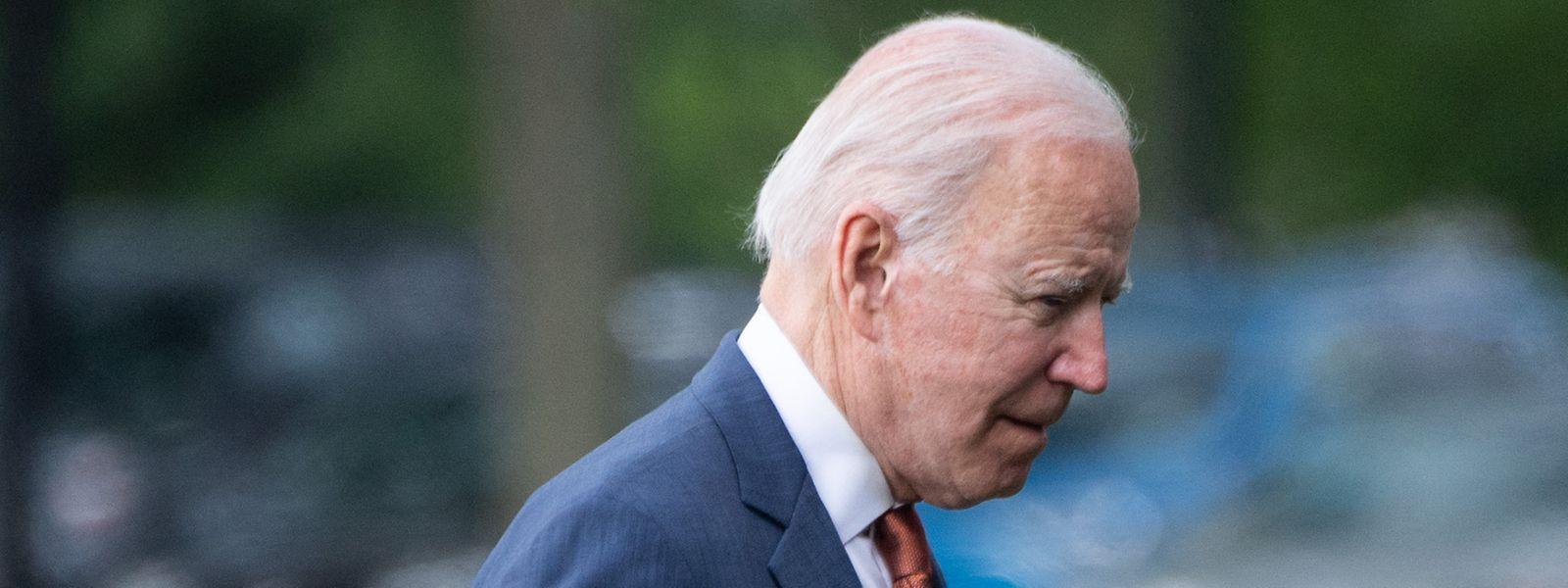 US-Präsident Joe Bidens erste Auslandreise führt ihn nach Europa.