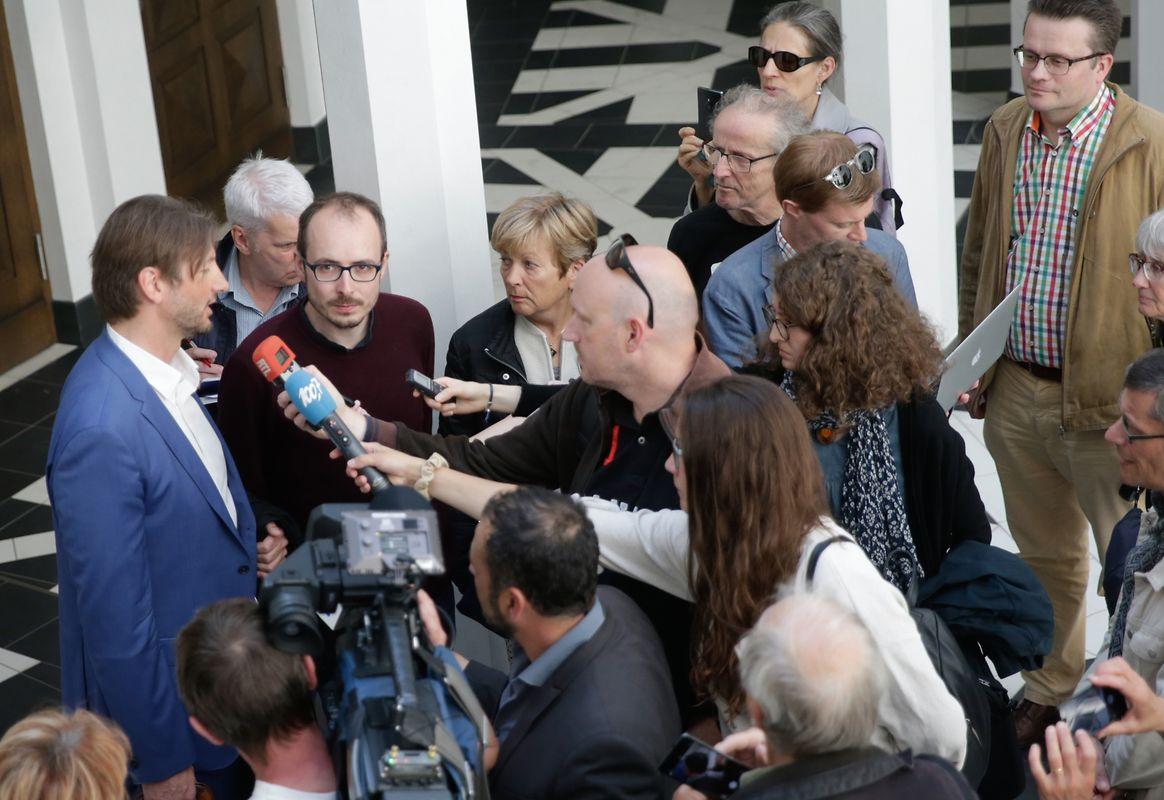 Affaire Luxleaks : Antoine Deltour relaxé