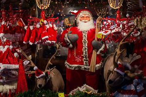 Weihnachtsmarkt, Marché de Noel, Foto Lex Kleren